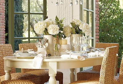 Event Inspirations From Pottery Barn