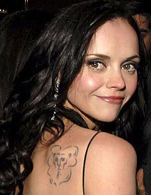 michelle trachtenberg tattoo