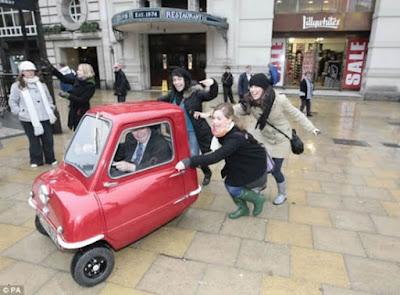 اصغر سيارة فى العالم