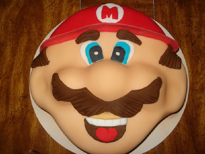 50 Awesome Super Mario Cakes
