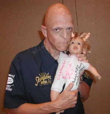 Michael Berryman - Horror Movie Actor Who Don't Need ...