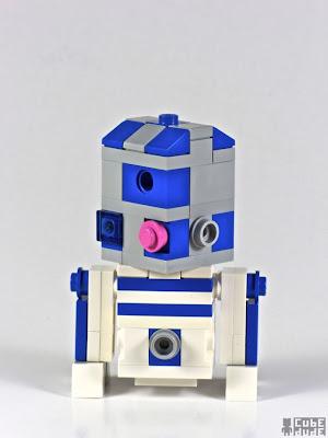 Fans Vr 46 Young Boba Fett Lego