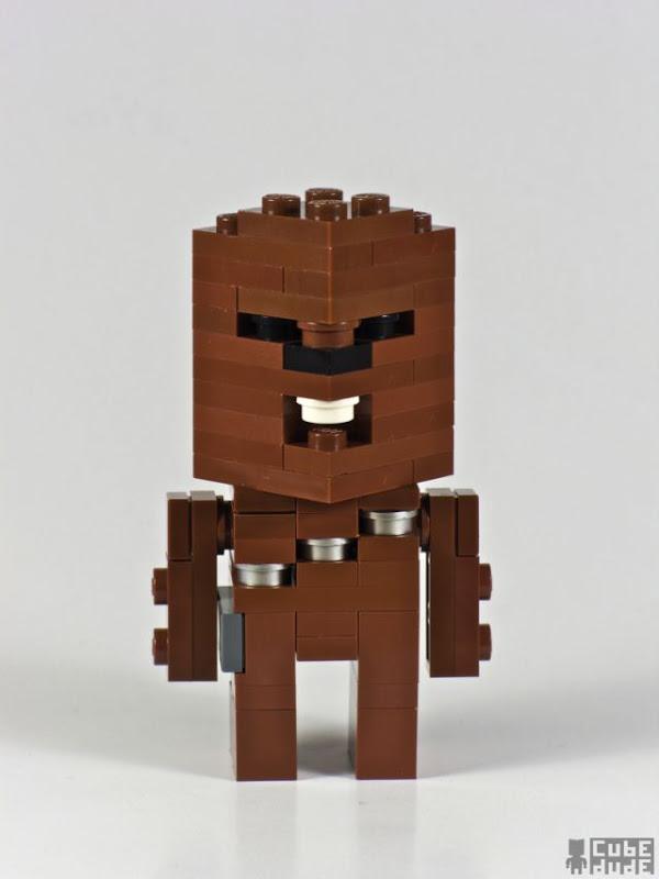 Ícones de Lego, por CubeDude