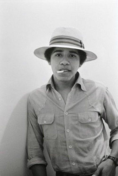 barack obama young - photo #9