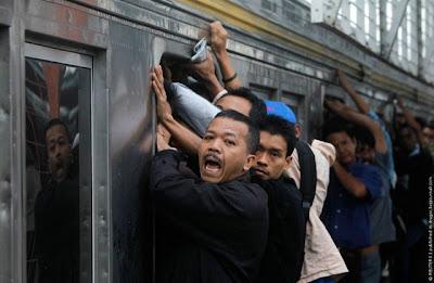 قطار جاكرتا