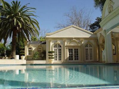 قصر رئيس  زيمبابوي