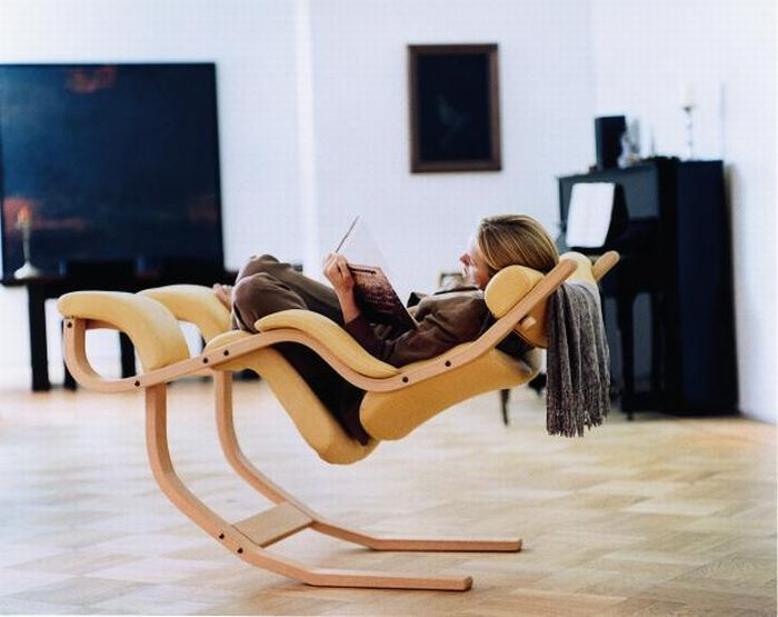 Zero Gravity Recliner Chairs ~ Damn Cool Pictures