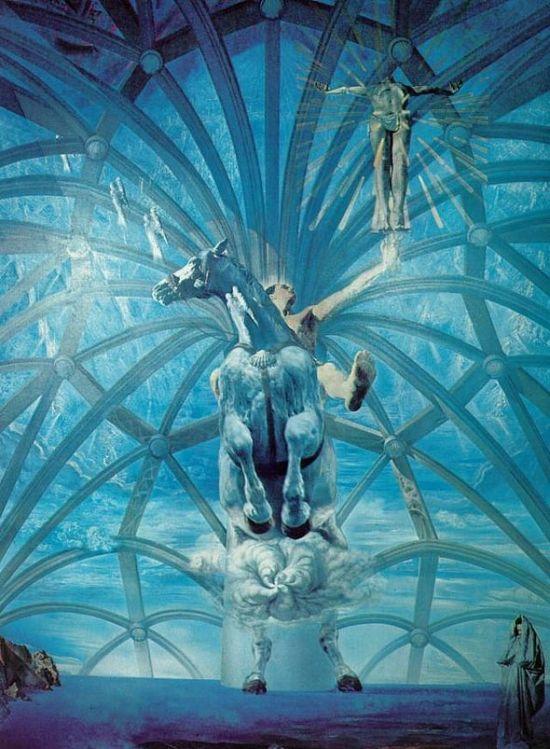 doob picture  optical illusions in salvador dali u2019s paintings