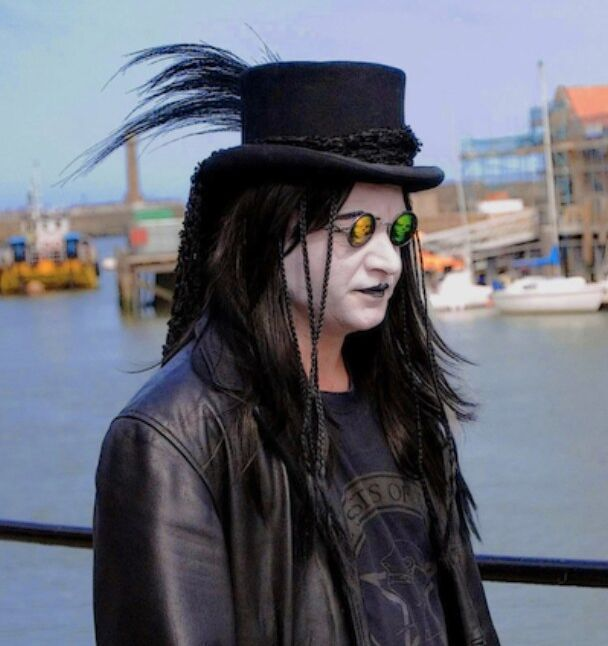 My Funny Goth Make-Up Fails  Pictures