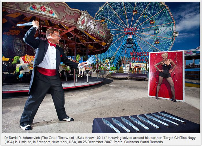 Guinness World Records 2011 Damn Cool Pictures