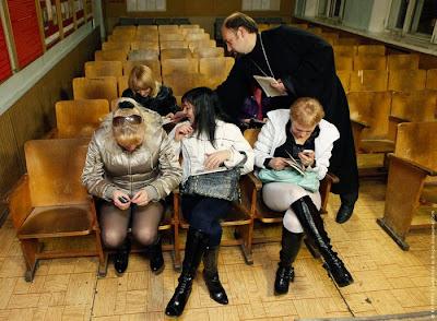 طريقة جديدة لمحاربة الدعارة في روسيا