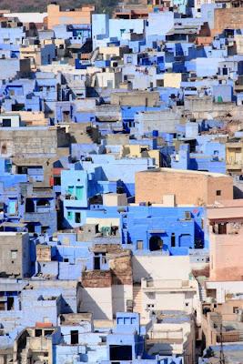 جودبور : المدينة الزرقاء من الهند