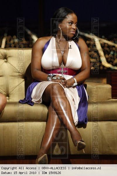 Sexy women in nylon