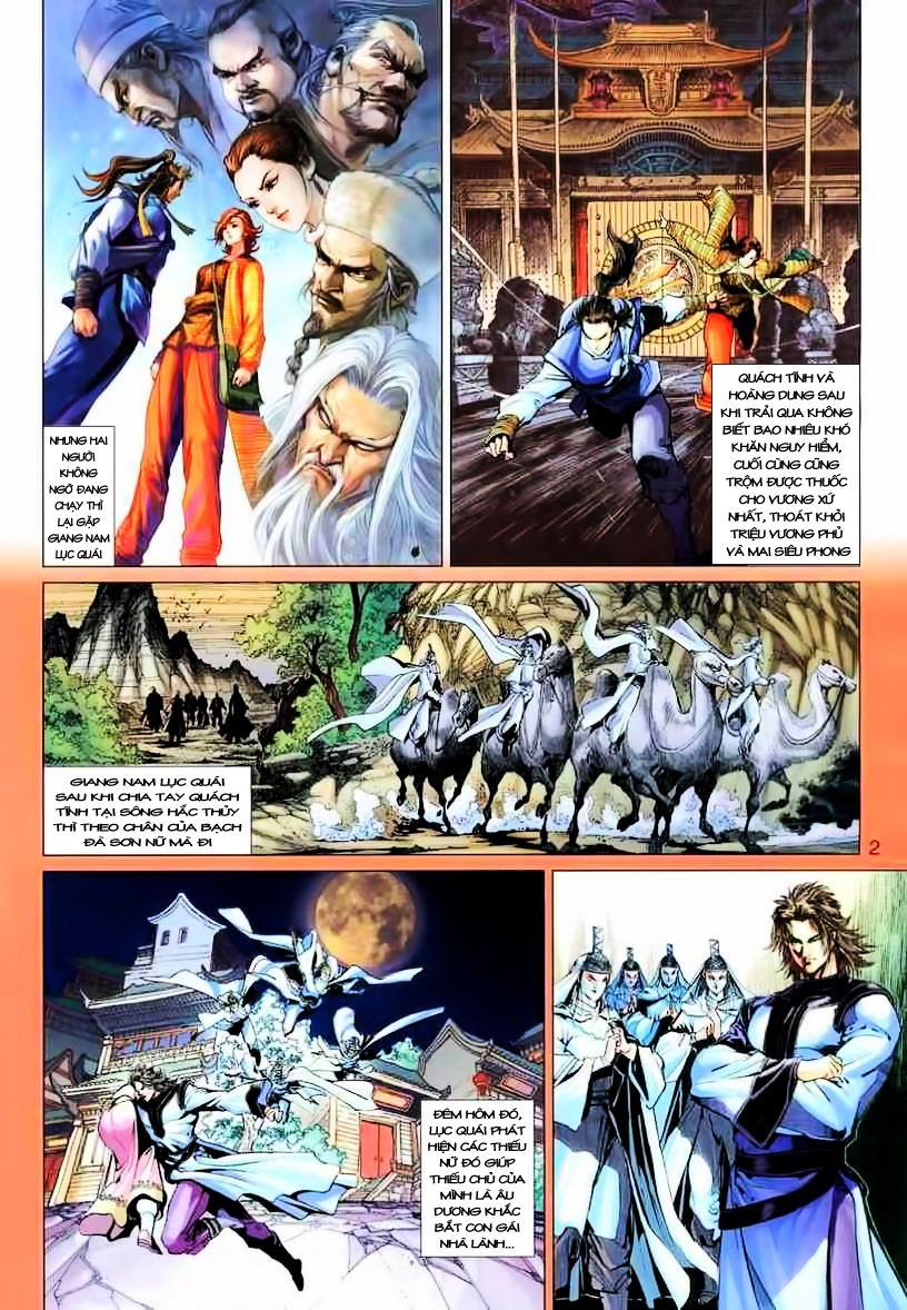 Anh Hùng Xạ Điêu anh hùng xạ đêu chap 19 trang 2