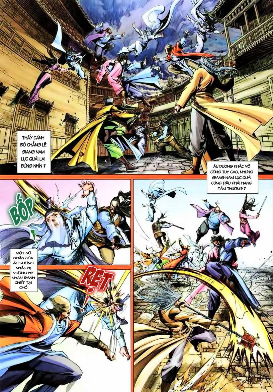 Anh Hùng Xạ Điêu anh hùng xạ đêu chap 19 trang 3