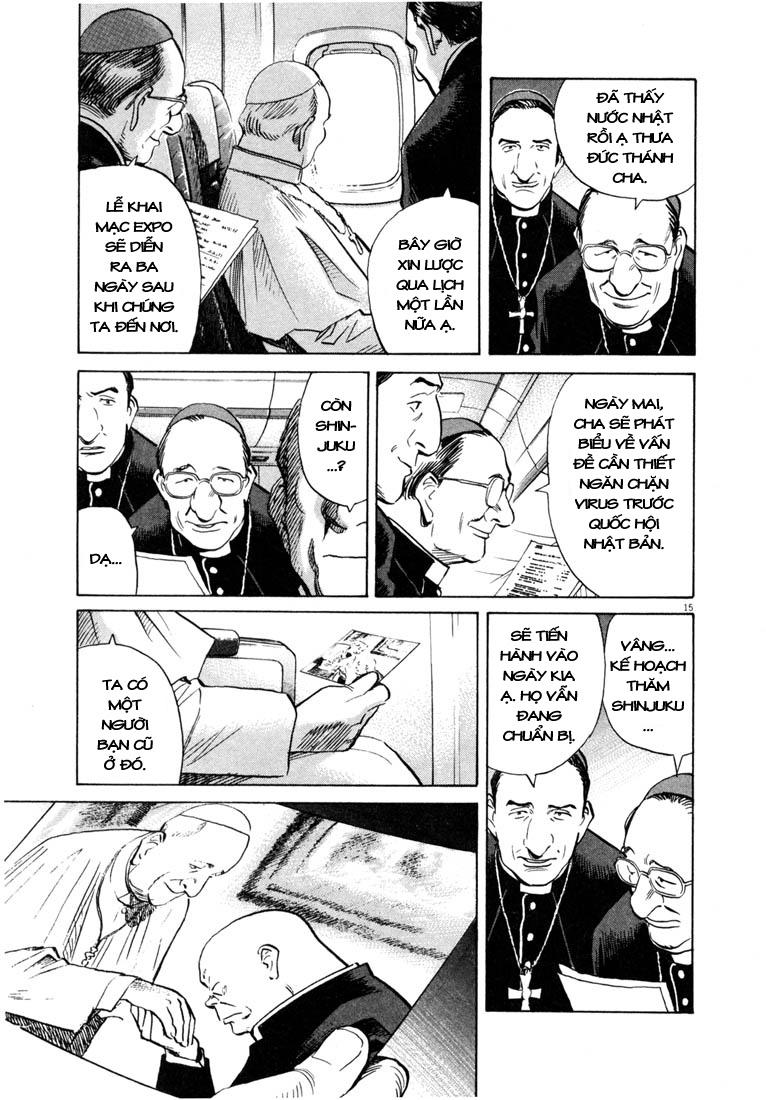 20th Century Boys chapter 161 trang 31