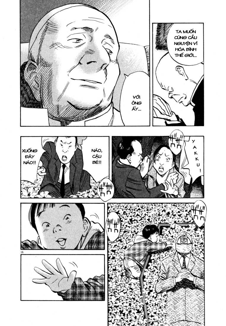 20th Century Boys chapter 161 trang 33