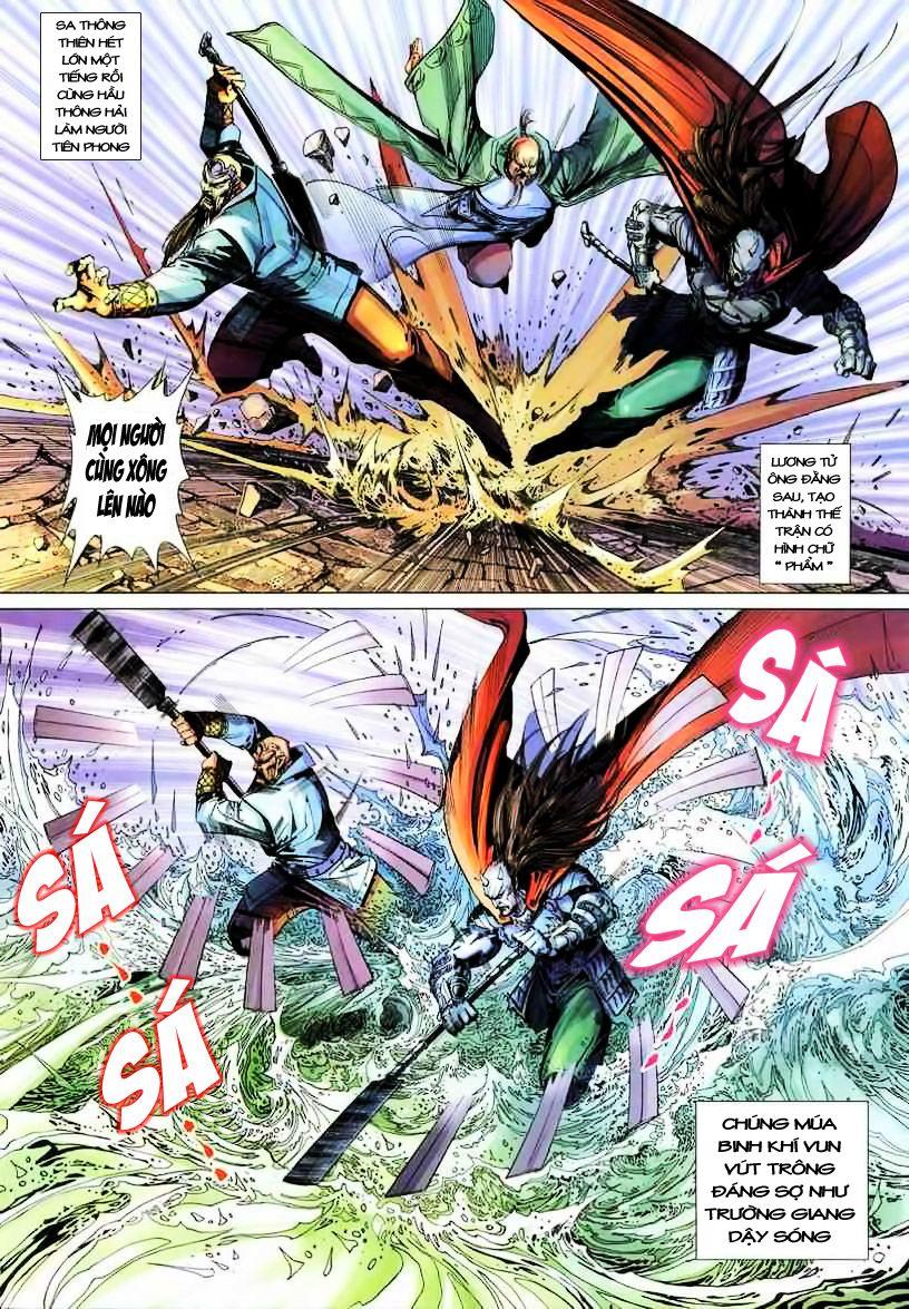 Anh Hùng Xạ Điêu anh hùng xạ đêu chap 19 trang 10