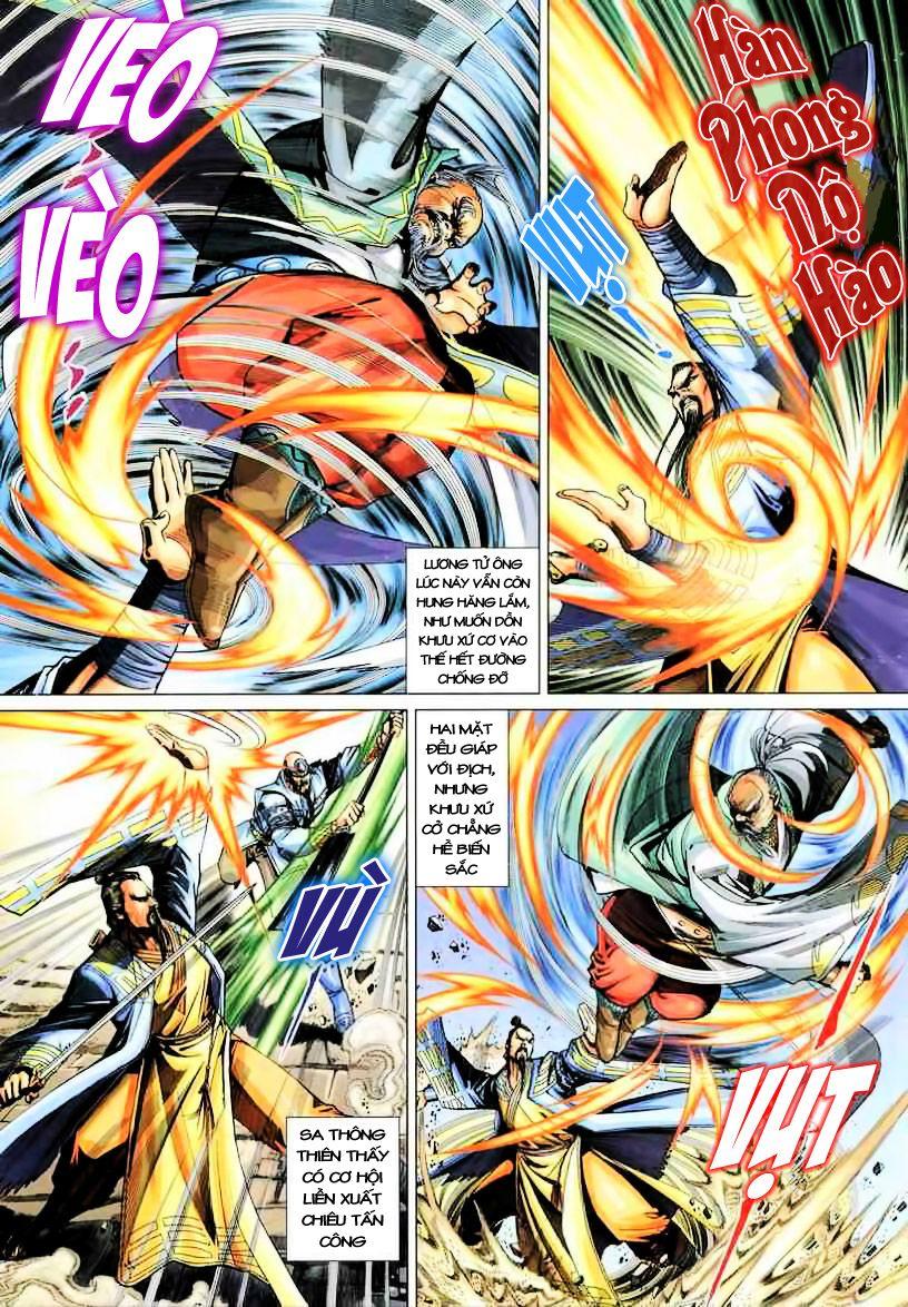 Anh Hùng Xạ Điêu anh hùng xạ đêu chap 19 trang 12