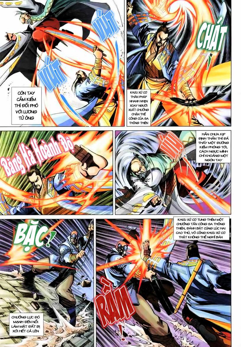 Anh Hùng Xạ Điêu anh hùng xạ đêu chap 19 trang 13