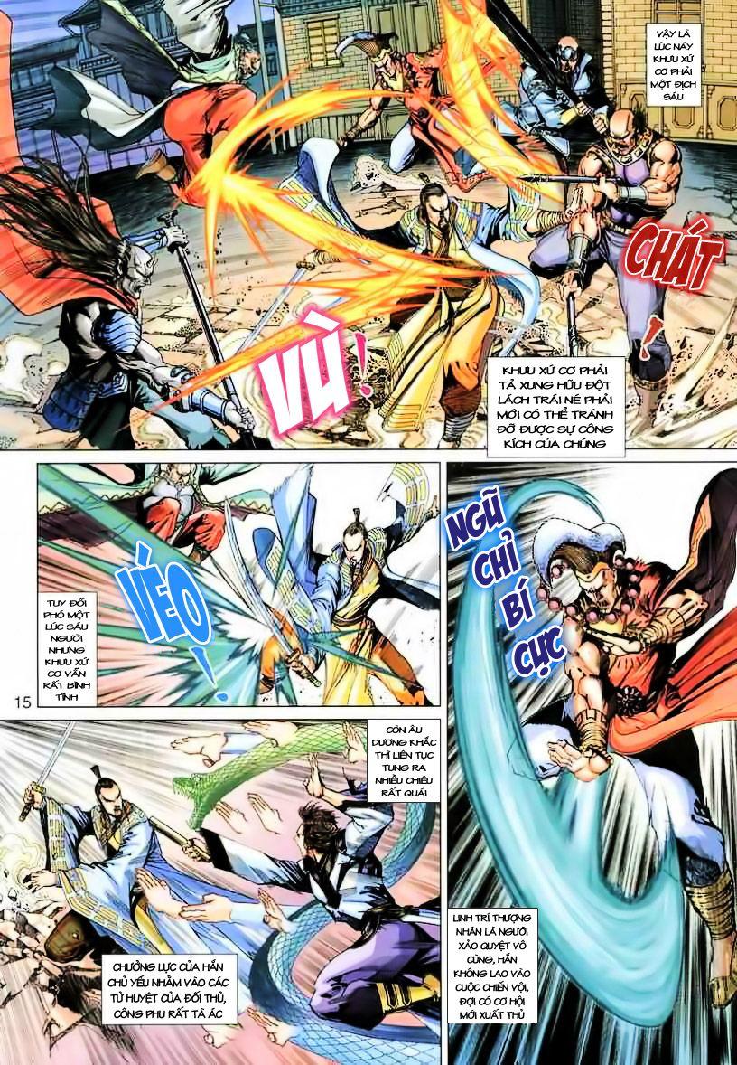 Anh Hùng Xạ Điêu anh hùng xạ đêu chap 19 trang 15
