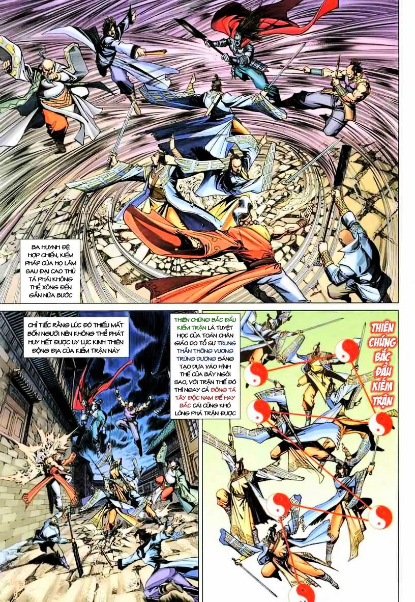 Anh Hùng Xạ Điêu anh hùng xạ đêu chap 19 trang 17