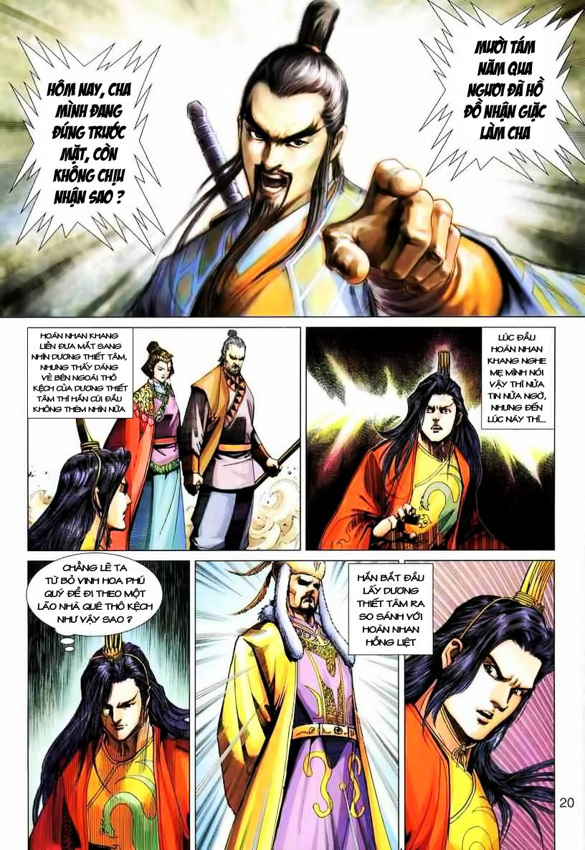 Anh Hùng Xạ Điêu anh hùng xạ đêu chap 19 trang 20