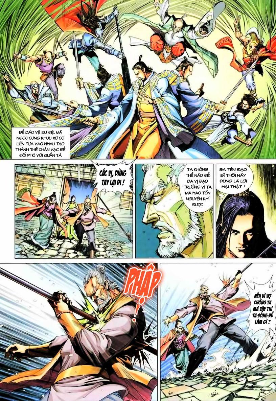 Anh Hùng Xạ Điêu anh hùng xạ đêu chap 19 trang 22