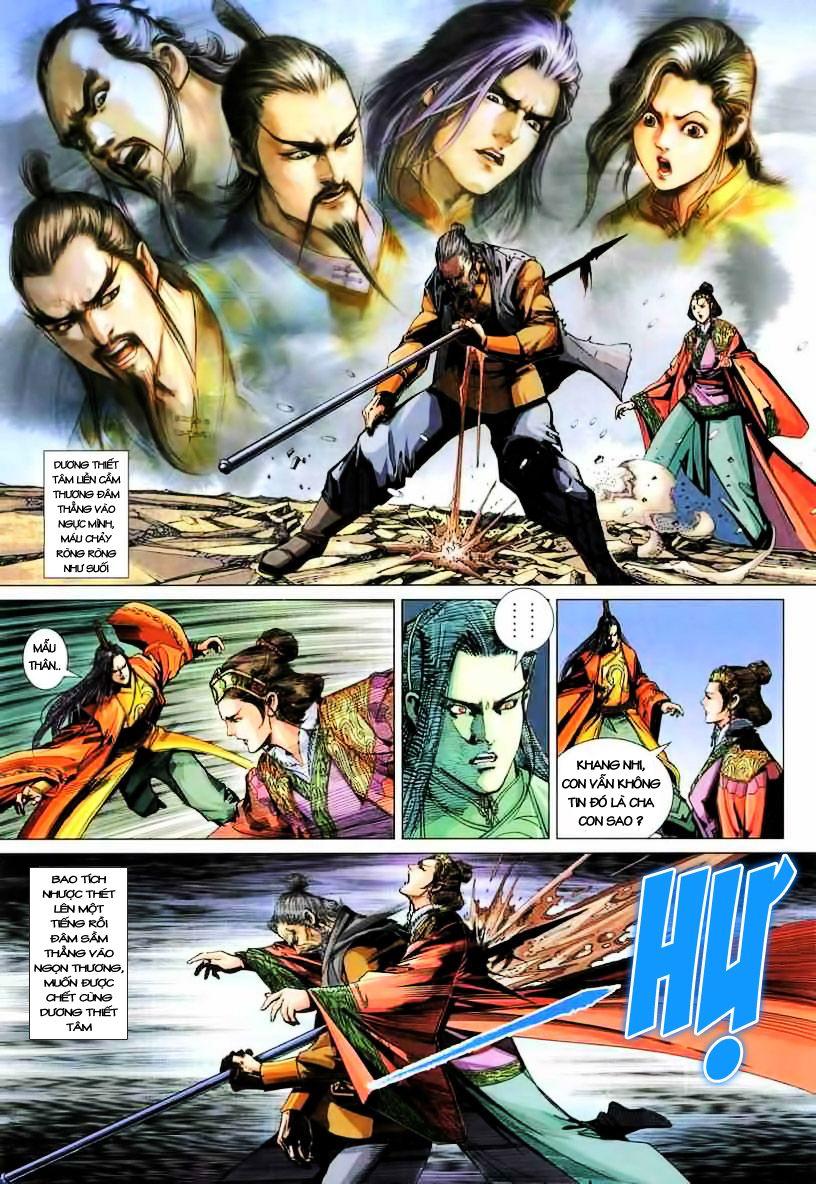 Anh Hùng Xạ Điêu anh hùng xạ đêu chap 19 trang 23