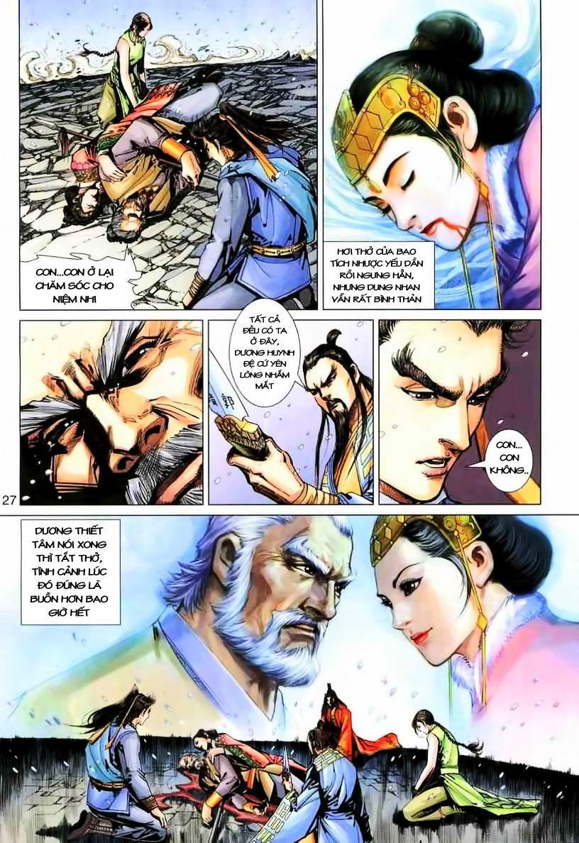 Anh Hùng Xạ Điêu anh hùng xạ đêu chap 19 trang 27