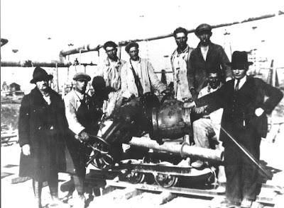 Petroblog: Romanian Petroleum History