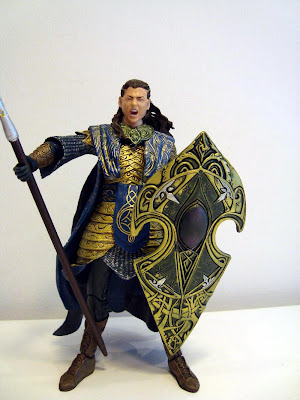 Toybiz Lord of the Rings Elves of the Second Age & Elves of