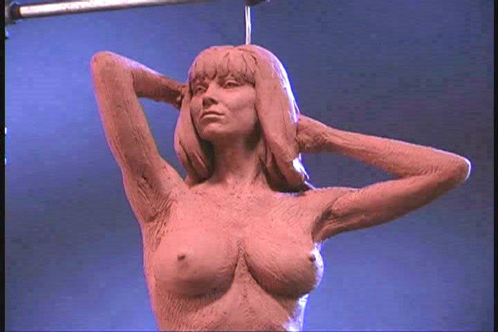 Sculpting The Nude Figure Dvd Mark Alfrey 100
