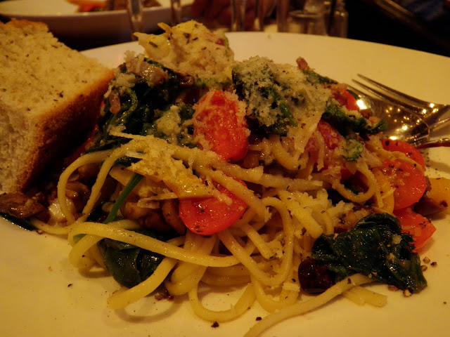Linguini Fresca, Escoba - Scrumptiously Fit Food
