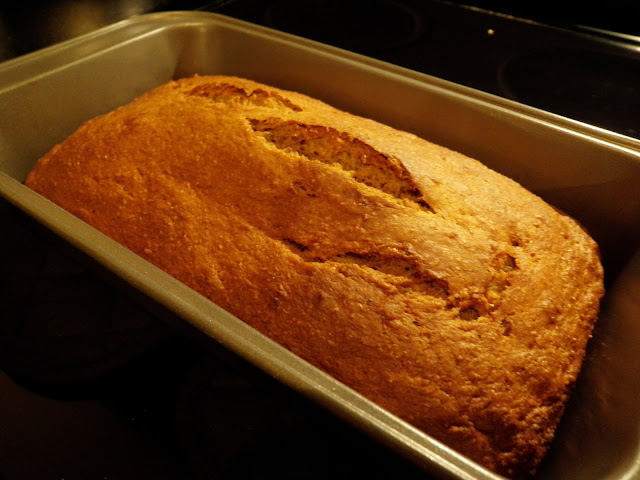 Healthier Banana Bread - Scrumptiously Fit Food