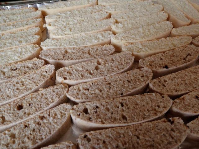 Biscotti Baking - Scrumptiously Fit Food