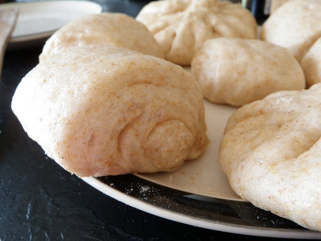 Chinese Mantou - Scrumptiously Fit Food