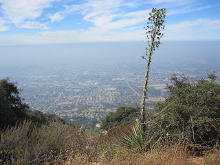 View from Glendora Peak