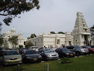 Venkateswara Sri Swami Temple, Helensburgh, Sydney, Austrália