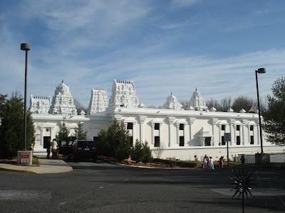 Sri Shiva Vishnu Temple, Washington DC, Estados Unidos