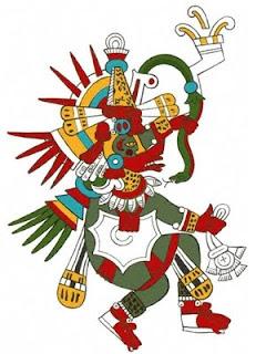 Quetzalcóatl (873) Caudillo Tolteca