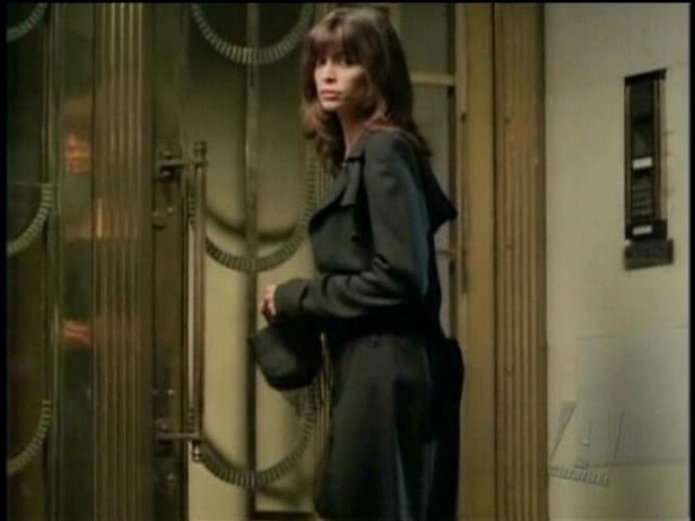 The mysterious brunette from the Keen Eddie pilot