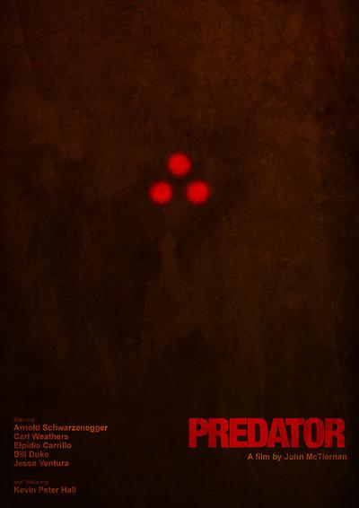 Predator by Made by Mat