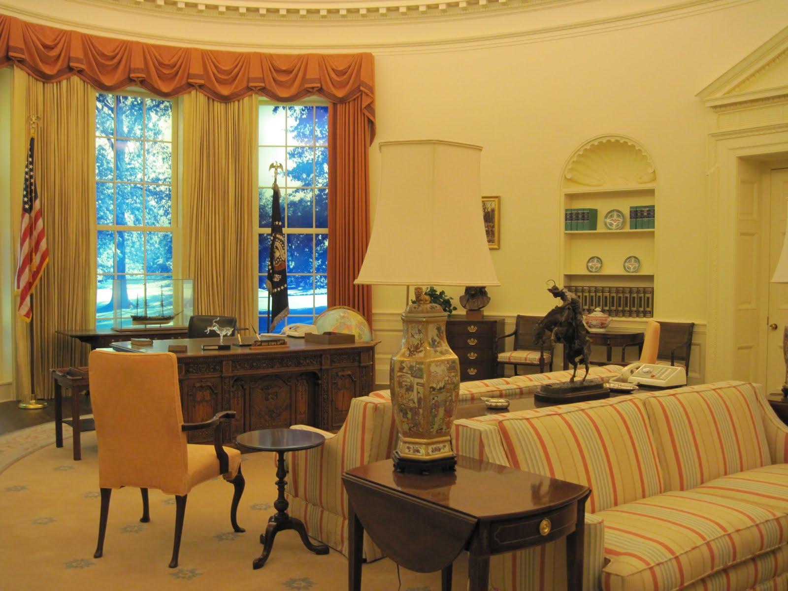 Edandsherill: The oval office of Jimmy Carter
