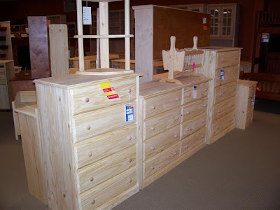 Discount Unfinished Furniturequalitysolid Wood Furniture