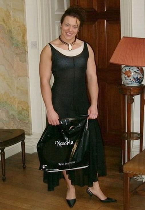 Les femmes de mes reves: Aneta Florczyk.