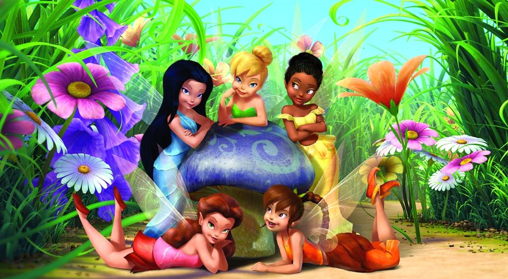 Little Bird Tell: Tinker Bell Receives Star on Hollywood ...