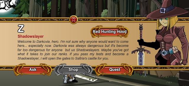 Aqw Red Hunting Hood Related Keywords & Suggestions - Aqw