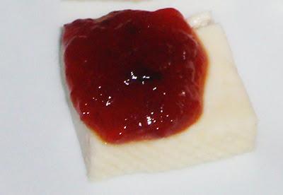 mermelada de pimientos