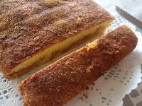 pastel de caqui